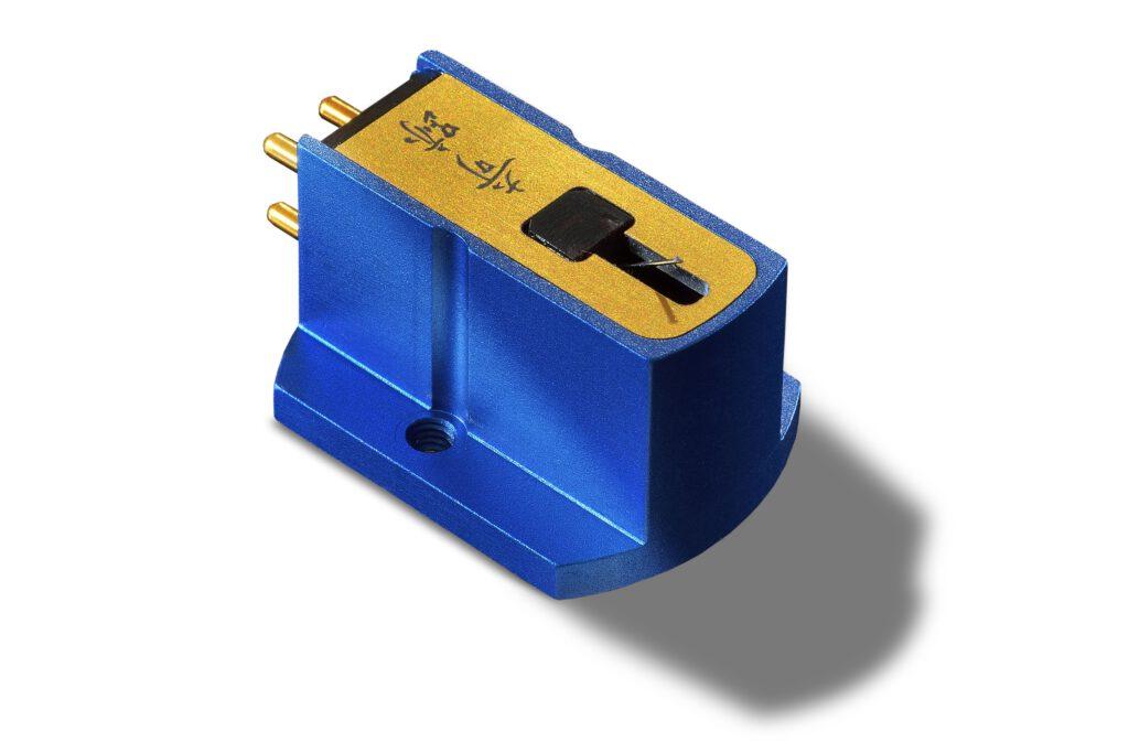 Kiseki Blue N.S. phono cartridge
